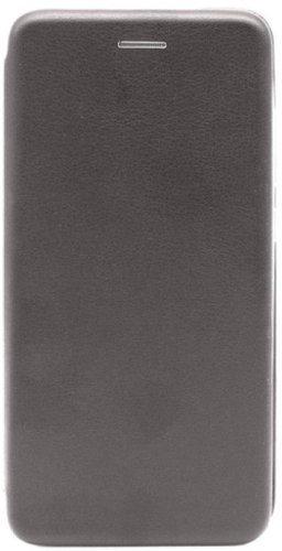 Чехол-книжка для Samsung Galaxy A6 2018 (черный), Booklet, искусcтвенная кожа, TFN фото