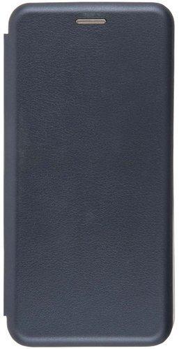 Чехол-книжка для Xiaomi Mi10 Lite синий Unit, Redline фото