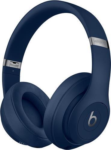 Наушники Beats Studio 3, синий фото