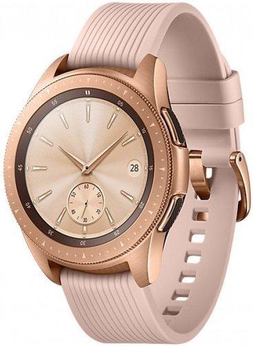 Умные часы Samsung Galaxy Watch 42мм, розовое золото фото