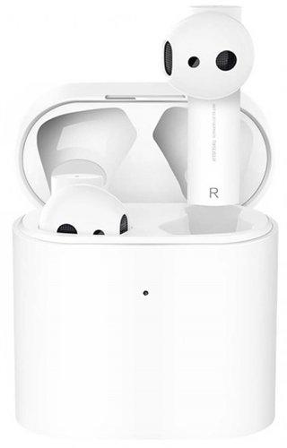 Наушники Xiaomi Mi True Wireless Earphones 2S, белый фото
