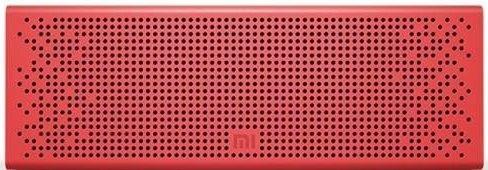 Портативная колонка Xiaomi Mi Bluetooth Speaker, красный фото