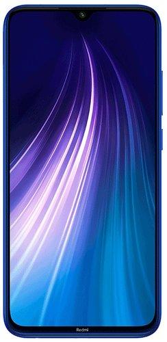 Смартфон Xiaomi Redmi Note 8 4/128GB Blue (Синий) Global Version фото