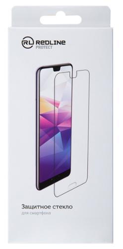 Защитное стекло для Xiaomi Poco X3/X3 Pro Full Screen Full Glue черный, Redline фото