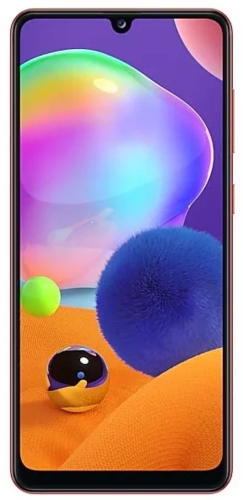 Смартфон Samsung (A315F) Galaxy A31 64Gb Красный фото