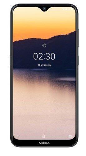 Смартфон Nokia 2.3 32GB Dual Sim Серый фото