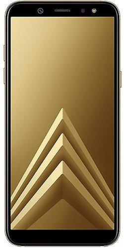 Смартфон Samsung (A600F) Galaxy A6 (2018) 32Gb Золотистый фото