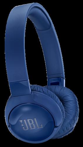 Наушники JBL T600BTNC, синий фото