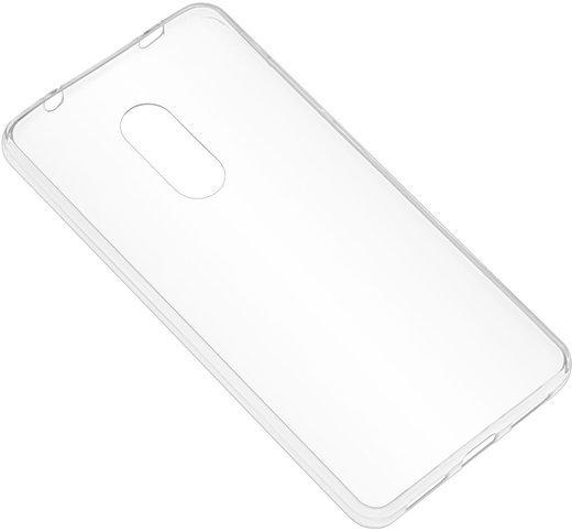 Чехол для смартфона Xiaomi Redmi 8A силиконовый прозрачный, BoraSCO фото