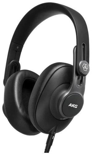 Наушники AKG K361, черный фото