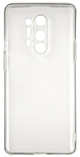Чехол для смартфона OnePlus 8 Pro Silicone iBox Crystal (прозрачный), Redline фото