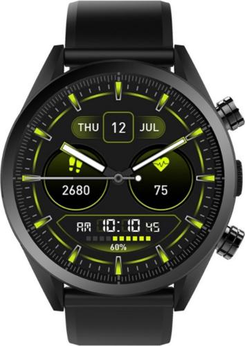 Умные часы KingWear KC08 чёрные фото