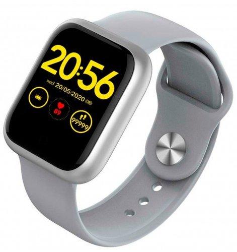 Умные часы Omthing E-Joy, серый фото