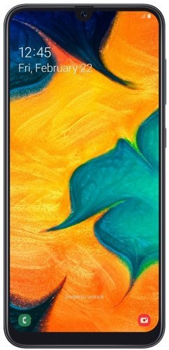 Смартфон Samsung (A305F) Galaxy A30 64Gb Черный фото