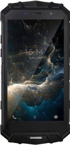 Смартфон Doogee S60 Black (Черный) фото