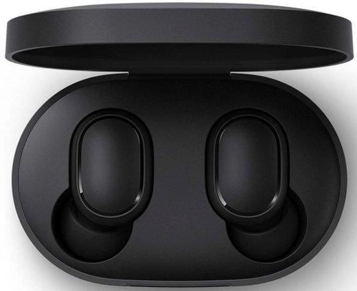 Наушники Xiaomi Mi True Wireless Earbuds Basic S, черный фото