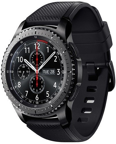 Умные часы Samsung Gear S3 frontier фото