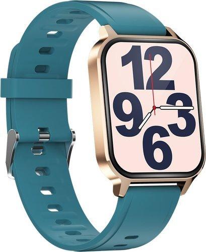 Умные часы Bakeey Q18, зеленый фото