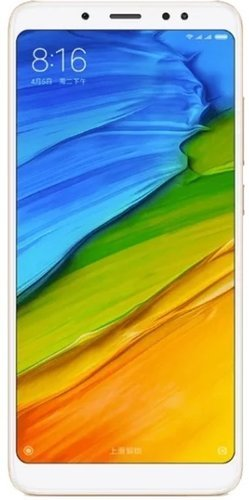 Смартфон Xiaomi Redmi Note 5 3/32 GB Gold (Золотистый) EU фото