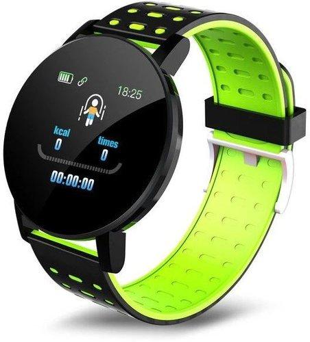 Умные часы Xanes 119Plus, зеленый фото