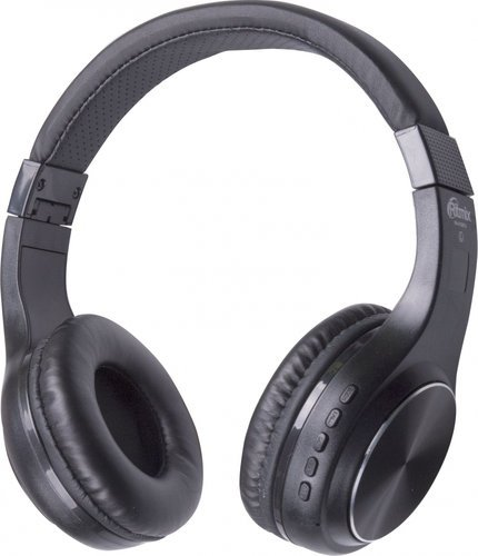 Наушники Ritmix RH-470BTH черные фото