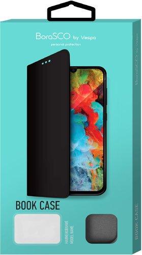 Чехол-книжка для Samsung Galaxy A51 черный, BoraSCO фото