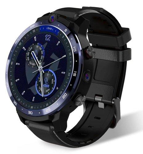 Умные часы Lemfo Lem12 Pro 4/64Gb, черный фото