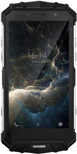 Смартфон Doogee S60 Lite Серебристый фото