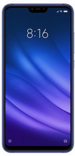 Смартфон Xiaomi Mi8 Lite 4/64Gb Blue (Синий) EU фото