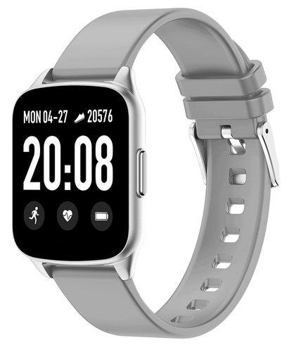 Умные часы KingWear KW17 Pro, серые фото