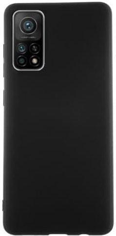 Чехол для смартфона Xiaomi Mi10T/ Mi10T Pro силиконовый (черный), Borasco фото