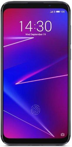 Смартфон Meizu 16 6/64GB Black (Черный) EU фото