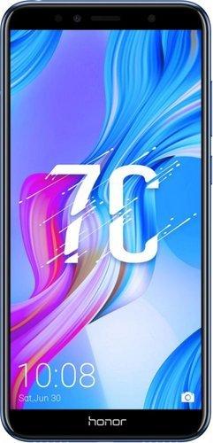 Смартфон Huawei Honor 7C 32GB AUM-L41 Синий фото