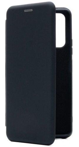 Чехол-книжка для Xiaomi Redmi Note 10 Pro черный, Shell Case, Borasco фото