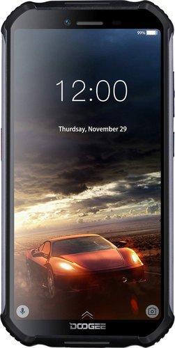 Смартфон Doogee S40 3/32GB Черный фото