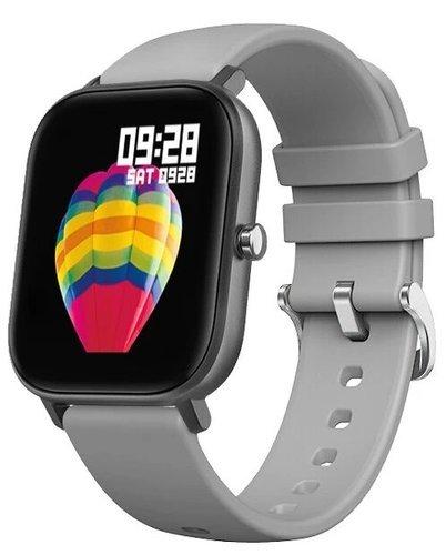 Умные часы Bakeey P9, серый фото