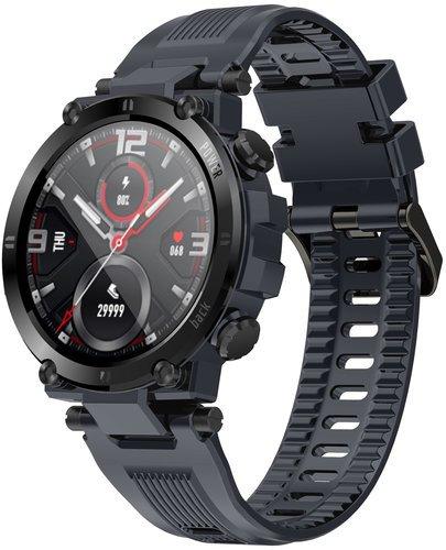 Умные часы Senbono D13, серый фото