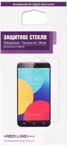 Защитное стекло для Samsung Galaxy A21 Full Screen Full Glue черный, Redline фото
