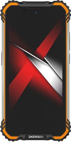 Смартфон Doogee S58 Pro Оранжевый фото