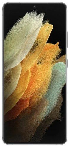 Смартфон Samsung (G998B) Galaxy S21 Ultra 12/128GB Серебристый фото