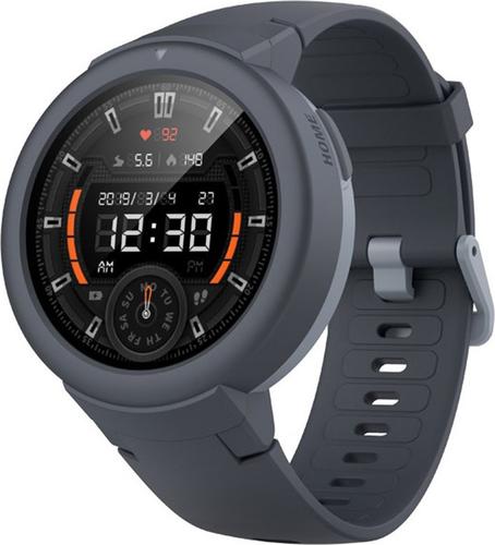 Умные часы Xiaomi Amazfit Verge Lite, серые фото