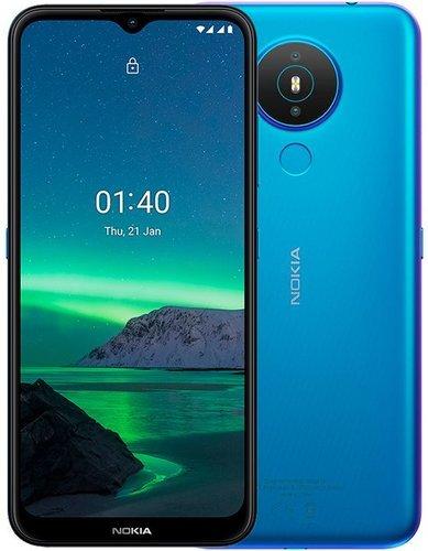 Смартфон Nokia 1.4 3/64GB Dual Sim Синий фото