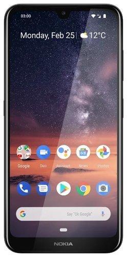 Смартфон Nokia 3.2 2/16GB Черный фото