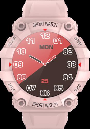 Умные часы Bakeey FD68, розовый фото
