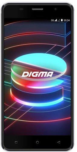 Смартфон Digma X1 Pro 3G Linx 16Gb 2Gb Черный фото