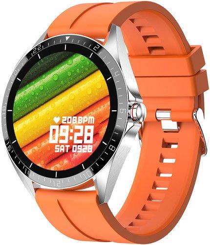 Умные часы Bakeey KP01, оранжевый фото