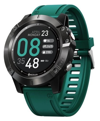 Умные часы Zeblaze Vibe 6, зеленый фото
