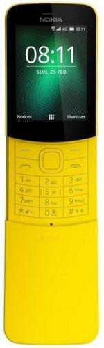 Мобильный телефон Nokia 8110 4G Желтый фото