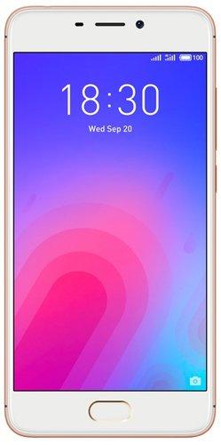 Смартфон Meizu M6 16GB Gold (Золотистый) EU фото