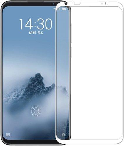 Защитное стекло для Meizu 16TH Full Screen Full Glue белый, TFN фото